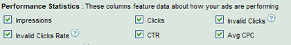 Running an invalid clicks report in Google AdWords