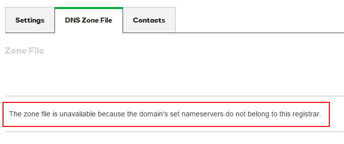 Changes need to be made at your hosting provider, not domain registrar