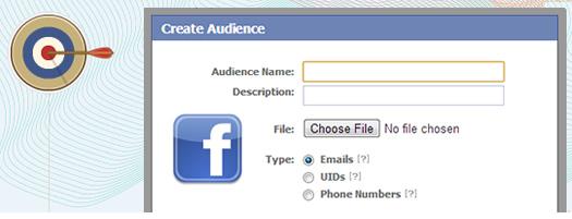 Custom Audiences in Facebook
