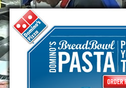 The infamous Domino's YouTube video and its impact on fast food.