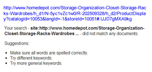 Complex URL's and Poor URL Structure Can Cause SEO Problems