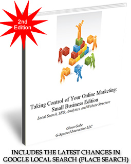 Taking Control of Your Online Marketing: Small Business Edition ebook