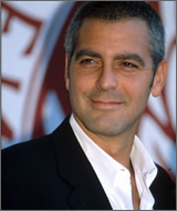 George Clooney Starring as Blogging