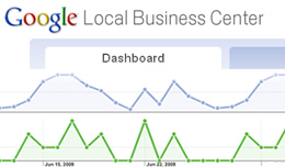 Google Local Business Center Dashboard