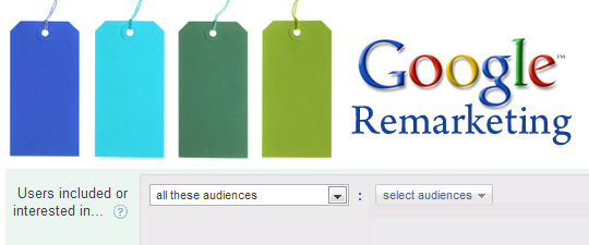 How to set up Google Remarketing using custom combinations.