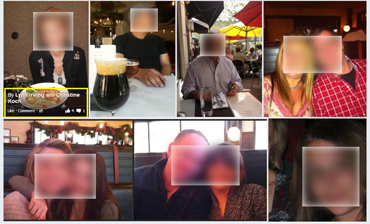 Photos of Places in Graph Search