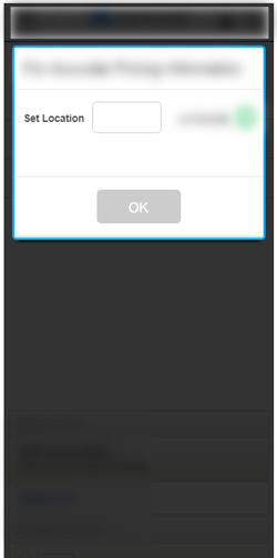 Mobile popup only for uncookied users and Googlebot.