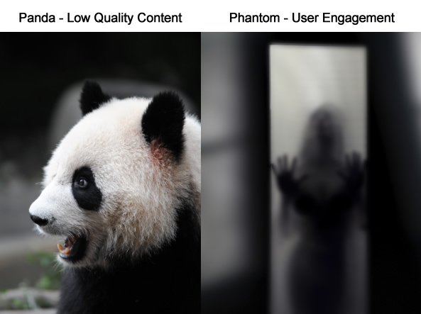 The Difference Between Panda and Phantom