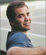 Pete Sampras Starring as The In-House Email List