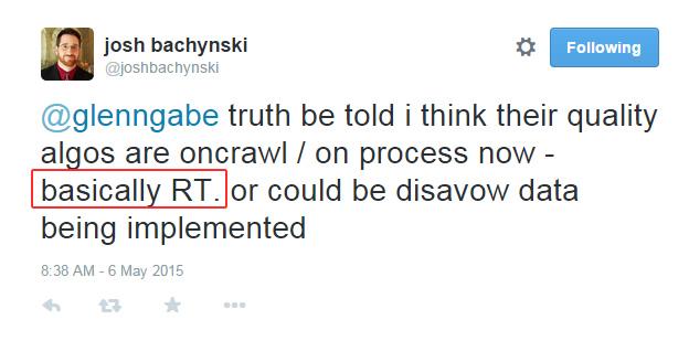 Josh Bachynski Tweet After Phantom 2