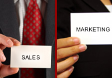 The Difference Between Salespeople and Marketers