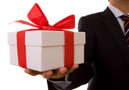 The Search a Small Business Holiday Sweepstakes from G-Squared Interactive.