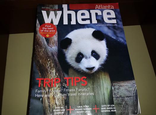 SES Atlanta Panda