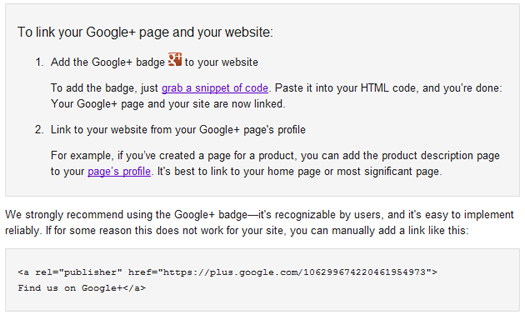Connecting Your AdWords Account with a Google+ Page