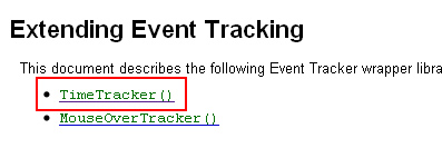 Time Tracker Google Code