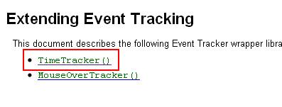 Time Tracker Google Code