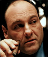 Tony Soprano Starring as Paid Search