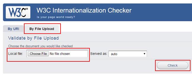Choosing a robots.txt file to check for UTF-8 BOM