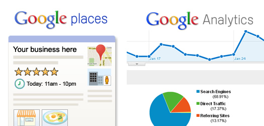 Webinar for Local SEO and Google Analytics for Search